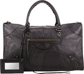 Balenciaga Women's Arena Leather Classic Work Bag