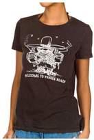 Vans Womens Venice Beach Outlaw Graphic T-Shirt 047 XS