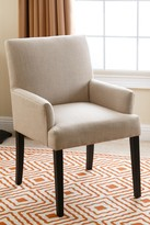 Penelope Cream Dining Armchair