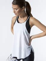 Running Bare Wild Card High Neck Workout Tank