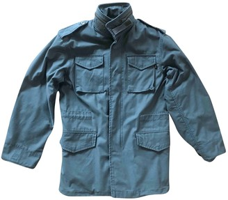 Alpha Industries Green Cotton Jackets