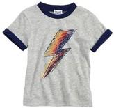 Splendid Infant Boy's Lightning Bolt Graphic T-Shirt