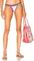 Kiini Yaz Poly-Blend Bikini Bottom