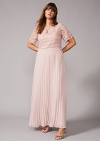 Thumbnail for your product : Phase Eight Ramona Lace Maxi Dress