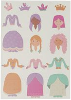 Mix & Match Princess Temporary Tattoo Kit