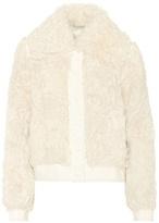 Tory Burch Camilla shearling jacket