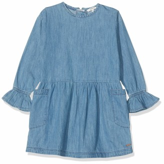 Noppies Girl's G Dress Ls Corning