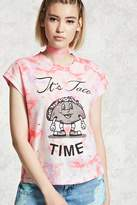 Forever 21 Its Taco Time Graphic Tee