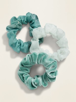 Old Navy Hair Scrunchie 3-Pack for Girls