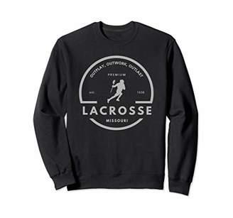 LaCrosse Missouri Logo Sweatshirt