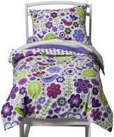Bacati Toddler Bedding Set - 4pc - Botanical Purple