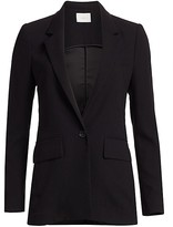 Thumbnail for your product : Joie Tabora One-Button Blazer