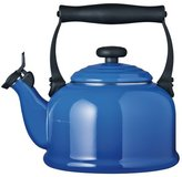 Le Creuset Traditional Kettle with Whistle, 2.1 L - Marseille