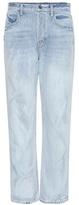 Helmut Lang Oversized Boyfriend Jeans