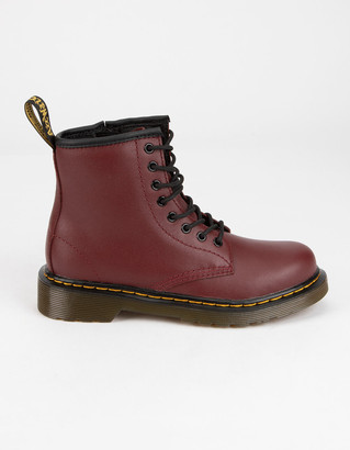 Dr. Martens 1460 Girls Cherry Red Boots