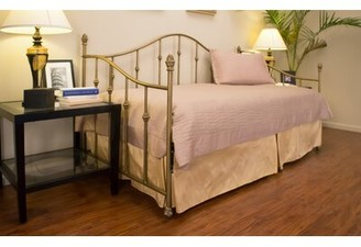 Benicia Foundry and Iron Works Ridgefield Twin Daybed Accessories: With Trundle