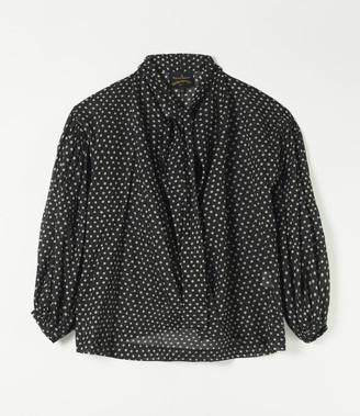 Vivienne Westwood New Garret Blouse Black/White