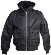 Marcelo Burlon County of Milan Nylon Bomber Jacket