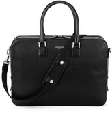 Aspinal Of London Mount Street Small Briefcase Black