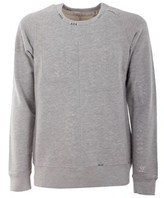 Scotch & Soda Men's Grey Cotton Sweater.