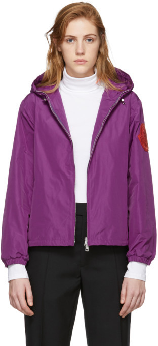 Moncler Purple Alexandrite Jacket