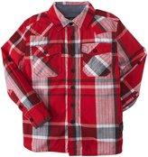 Buffalo Sarcasm Plaid Shirt (Kid) - Lithium-7