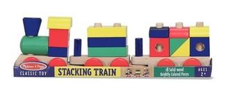 Melissa & Doug Indigo Exclusive Stacking Train