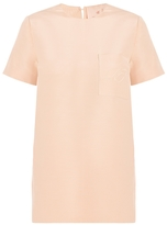 Roksanda Baynes Embroidered Initial Top