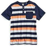 GUESS Quincy Striped Tee (4-16)
