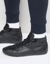 Boxfresh Archit Leather Sneakers