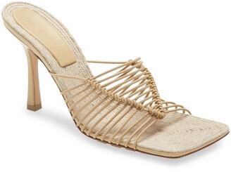Bottega Veneta Cindy Elastic Strap Sandal
