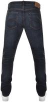Ralph Lauren Varick Slim Straight Jeans Blue