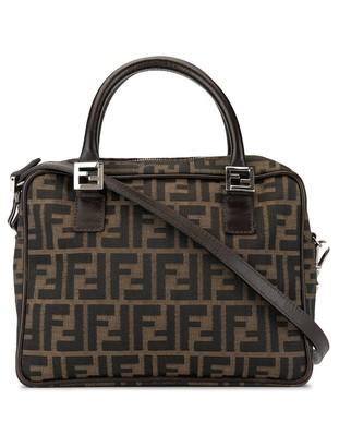 Zucca Pattern 2way crossbody bag