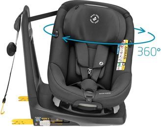 Maxi-Cosi Axissfix - i-Size Rotating Toddler Seat - Authentic Black