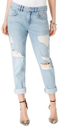 GUESS Women's Boy Fit Jean