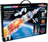 Laser Pegs Unbranded Mission Mars Rocket 580-piece Lighted Construction Block Set