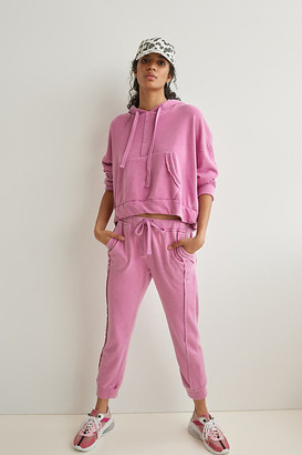 Free People Movement Work It Out Joggers By Free People Movement in Pink Size XS