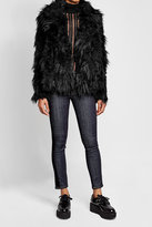 McQ Faux Fur Jacket