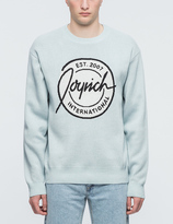 Joyrich Patch Knit Sweater