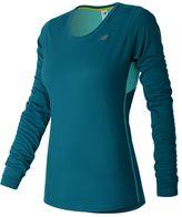 New Balance Women's Accelerate Workout Top