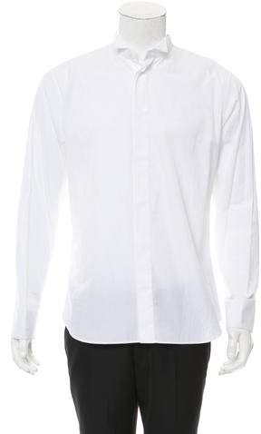 Dion Lee Wing Collar Button-Up Shirt w/ Tags