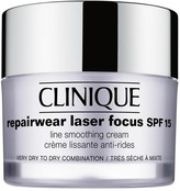 Clinique Repairwear Laser Focus SPF15 50ml - Very Dry To Dry Combination