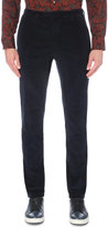 Boglioli Regular-fit Tapered Corduroy Trousers