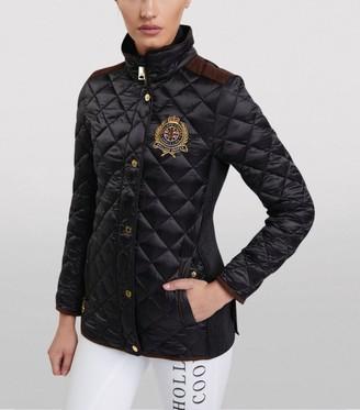 Holland Cooper Equi Diamond Jacket