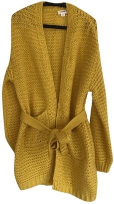 Bel Air \N Yellow Wool Knitwear for Women