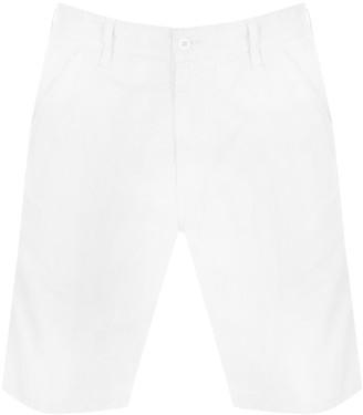 Carhartt Chalk Shorts White