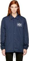 Kenzo Navy Men's Coach Jacket