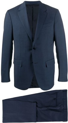 Ermenegildo Zegna Two-Piece Single-Breasted Suit