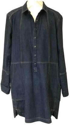 Free People Blue Denim - Jeans Dresses