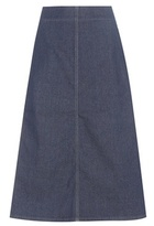 Closed Denim Midi Skirt